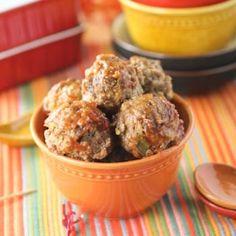 Italian Meatballs by Citronlimette