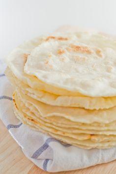 Tortillas (Gluten Free)   http://simpleveganblog.com/tortillas-gluten-free/