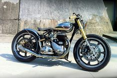 BSA M21 by Cleveland CycleWerks