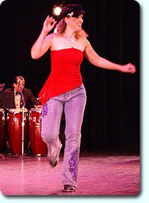 heather cornell tap | Biographies of the dancers and musicians in Rhapsody In Taps.