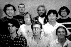 "Ghosts in the ROM.  The Apple SE dev team from 1986 hid a photo of themselves as an ""easter egg"" in the code that took 26 years to be discovered."