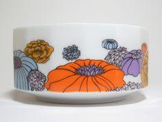 Rosenthal Studio Linie Germany Bowl Polygon Pattern Design by Alain Le Foll by FoundForYou on Etsy