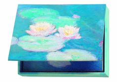 Amazon.com : Metropolitan Museum of Art Boxed Note Cards, Monet Water Lilies (MN210) : Blank Note Cards : Office Products