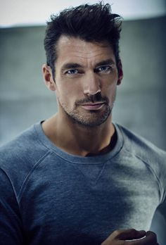 @officialdavidgandy for marksandspencer via gmt.retouching/ig