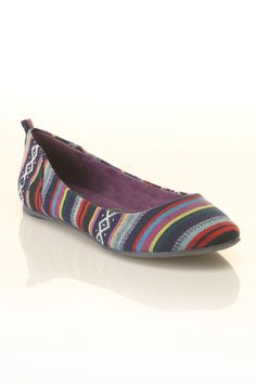 Love the pattern on these flats - and only $29.99!!