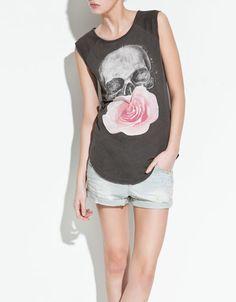 New T-shirt :) by Zara