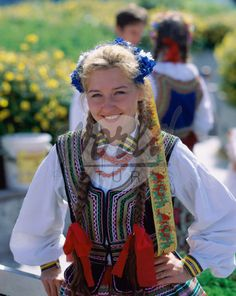 Polish girl and proud of it! I have worn an outfit like this before!!!!