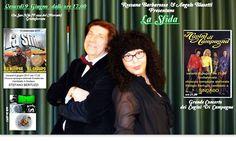 La Sfida *Presentano lo Spettacolo Rossana Barbarossa and Angelo @ Grottaferrata Via Di San Nilo 46 - 9-Giugno https://www.evensi.it/la-sfida-presentano-lo-spettacolo-rossana-barbarossa-amp/210152376
