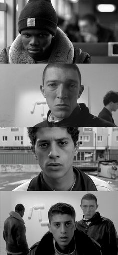 La Haine - Cinematography by Pierre Aïm | Directed by Mathieu Kassovitz