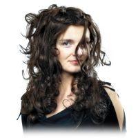 Damenperücke Dalidah ist eine maßangefertigte Perücke aus Echthaar für Frauen als Haarersatz und Zweithaar.