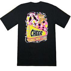 Peace Love Cheer T-Shirt