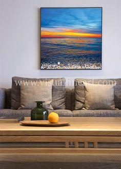 #sunset #wallart #ocean #Print #framed #coastal #decor #Art #Etsy #SunsetPrint #sunsetphotography #ArtPrint #sunrise #BeachPrint #photography #CoastalPrint #Coastal #decorart #beach #Shoreline #pebblebeach #oceanphotography #beachphotography #decor #interior #office #home #officedecor #canvas #visualart #visualart Relaxation Gifts, Large Canvas Wall Art, Sunset Art, Interior Office, Beach Wall Art, Beach Print, Framed Prints, Art Prints, Sunset Photography