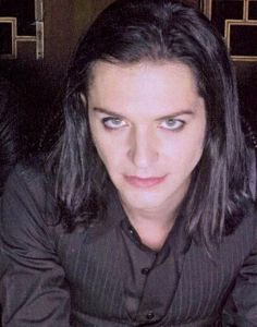 Brian Molko - Yes! Not everyone's cup of tea,but I wouldn't say no!!! ;))