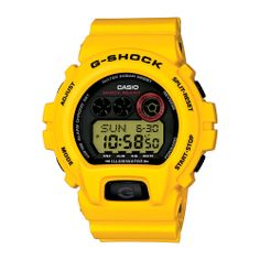 #GShock #LimitedEdition 54MM #Yellow Resin #Timepiece