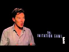 E [Entertainment Network] (September 2014) ~ At The Toronto International Film Festival in advance of the September 9, 2014 screening of THE IMITATION GAME, Benedict Cumberbatch talks about playing Alan Turing in the movie, and about winning the Emmy Award for SHERLOCK. (2:02) [Video]