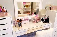 CLICK to learn more about THE BEAUTY ROOM SUBSCRIPTION, a monthly service to organize your growing beauty & #makeupcollection with the best, top quality organizers for your #beautyroom and #makeup vanity. A great opportunity for the Beauty Blogger, the #MUA and those who love All Things #Beauty.