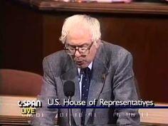 Bernie Sanders Voted Against the FIRST GULF WAR. His Words That Day Were Prescient! - Democratic Underground