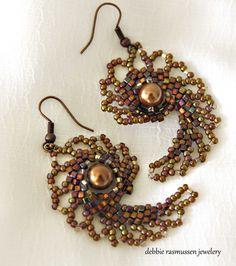 Turkish Delight earrings