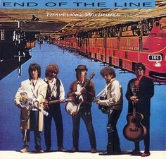 "Valentín Medina: [DIETARIO]. [TRAVELING WILBURYS: ""END OF THE LINE""..."