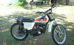 1975 Yamaha MX125