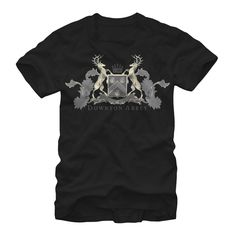 Downton Abbey Men's - Family Crest T Shirt #downton #downtonabbey #pbs