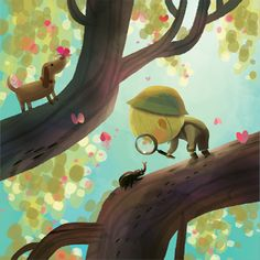 Adventures2-beetle-large by Choo Choo Clan Publishing Inc.