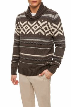 Pullover tricot