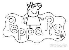 Resultado de imagen para dibujos de animales de peppa pig para