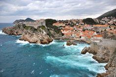 Castle walls, Dubrovnik
