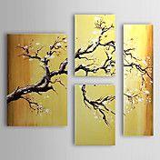 Hand+geschilderd+olieverfschilderij+Bloemen+B...+–+EUR+€+98.99