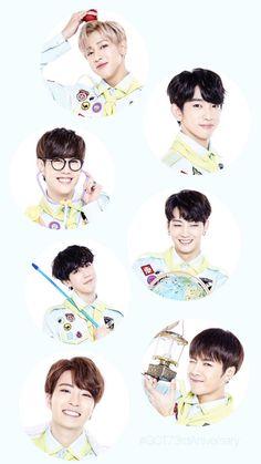 Yugyeom, Youngjae, Got7 Fanart, Got7 Members, Cute Friends, Kpop Groups, Jinyoung, K Idols, Music Bands