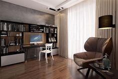 Projekt domu Korso 170,52 m2 - koszt budowy - EXTRADOM Modern Family House, Modern House Design, 2 Storey House Design, House Rooms, Home Fashion, Architecture Design, House Plans, Construction, House Styles