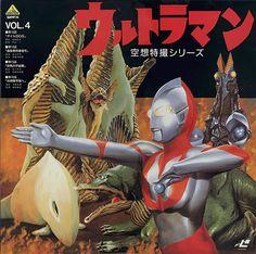 Ultraman LD Vol.4(1987)