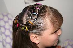 Peinados en niñas