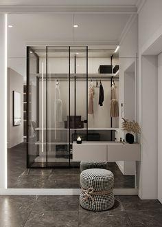 Home Room Design, Interior Design Kitchen, How To Store Shoes, Wardrobe Cabinets, Wardrobe Design, Retro Home Decor, Interior Design Services, House Rooms, Service Design