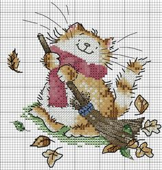 Thrilling Designing Your Own Cross Stitch Embroidery Patterns Ideas. Exhilarating Designing Your Own Cross Stitch Embroidery Patterns Ideas. Cat Cross Stitches, Counted Cross Stitch Patterns, Cross Stitch Charts, Cross Stitch Designs, Cross Stitching, Cross Stitch Embroidery, Embroidery Patterns, Cross Stitch Kitchen, Cross Stitch Love