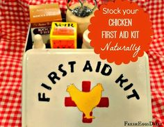 Too often in backyard chicken keeping, injury or illness occurs that needs to be treated quickly. Since many products used to treat ...