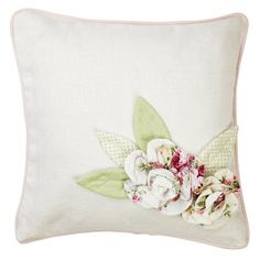 Vintage Rose Cushion
