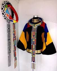 Related image Source by kobela dresses ideas African Attire, African Dress, African Clothes, African Style, African Accessories, African Jewelry, African Print Fashion, African Fashion Dresses, South African Traditional Dresses