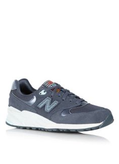 New Balance WL999CEA sneaker van suède