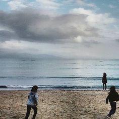 by http://ift.tt/1OJSkeg - Sardegna turismo by italylandscape.com #traveloffers #holiday | Giochi sulla spiaggia #cagliari #poetto #selladeldiavolo #casteddu #poettobeach #sea #seascape #horizon #sky #sundaymorning #clouds #beach #sardegna #sardinia #sardiniaexperience #vsco #vscocam #italy #island #people #sardiniaexperience #landscape #lanuovasardegna #colorful #sky #outdoors #ig_sardinia #walk #igerscagliari #cagliariturismo #rain Foto presente anche su http://ift.tt/1tOf9XD | February 17…