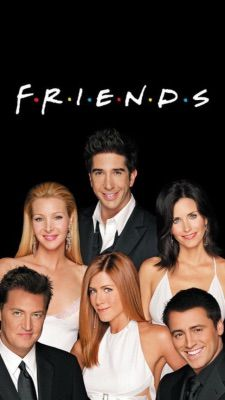 Friends | tv show | iphone background