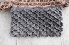 Crochet Crocodile St