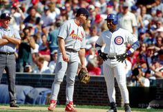 The Boys Of Summer In 1998: Mark McGwire And Sammy Sosa
