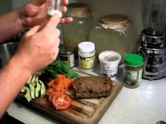http://cancerflush.com  CANCER DIETS - Try this healthy natural raw food diet sandwich recipe for the reversal and treatment of cancer. Raw foods are cancer fighting foods and help detoxify and purify the blood. This recipe is not only healthy and tasty and delicious. Enjoy!  Sincerely, Jordan Blaikie (LiverFlushMan)