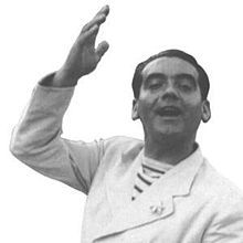 Federico García Lorca was a Spanish Poet.  He was born 1898 and died 1936 at the age of 38.