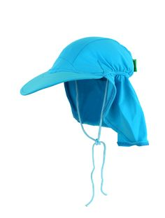 3e123a851a68 Yoccoes Designs Toddler UV Protective Legionnaire Hat Turquoise Chapeau  Anti Uv