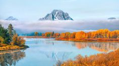 """""""wyoming USA Mountains Fog[1920x1080]"""" by sabir143 in wallpaper Need #iPhone #6S #Plus #Wallpaper/ #Background for #IPhone6SPlus? Follow iPhone 6S Plus 3Wallpapers/ #Backgrounds Must to Have http://ift.tt/1SfrOMr"""
