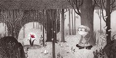 "Children's Book - ""Bloom"" on Behance"