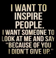 How do you  want to inspire others by your actions?#Inspiration #Motivation #notlazy#Successfull #Traininsane #Convince #mind  #mentallystrong #Inspiration #Training #Motivation #neverquit #neverstop #neversurrender #nevergivein #nevergiveup #pushthough #bestrong #digdeep. #youwill #unstoppable #youcan #iwill #workhard #sweatharder #eatclean #weightloss #fitnesshealth